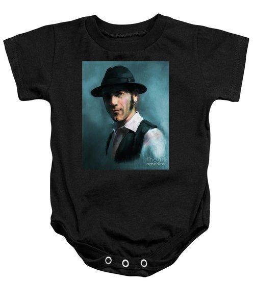 Mr. Marin Baby Onesie