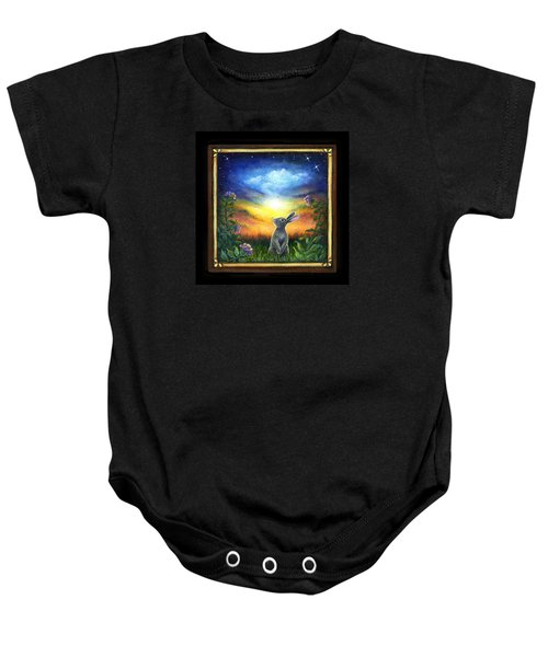 Joy Comes In The Morning Baby Onesie