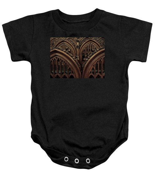 Justice By Consensus Baby Onesie