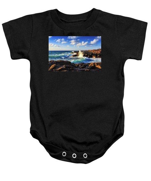 Kauai Surf Baby Onesie