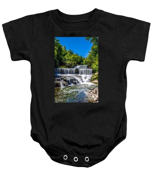 Keuka Outlet Waterfall Baby Onesie