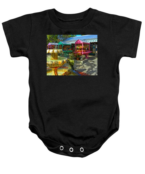 Key West Mallory Square Baby Onesie