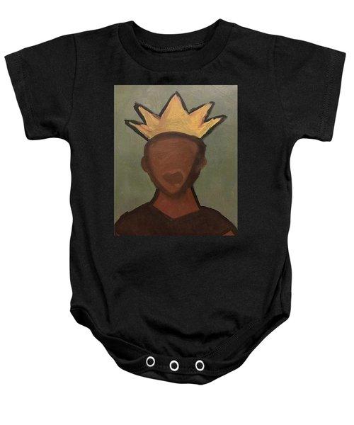 King Baby Onesie