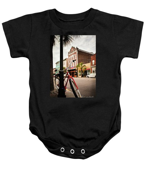 King Street Charleston Sc  -7436 Baby Onesie