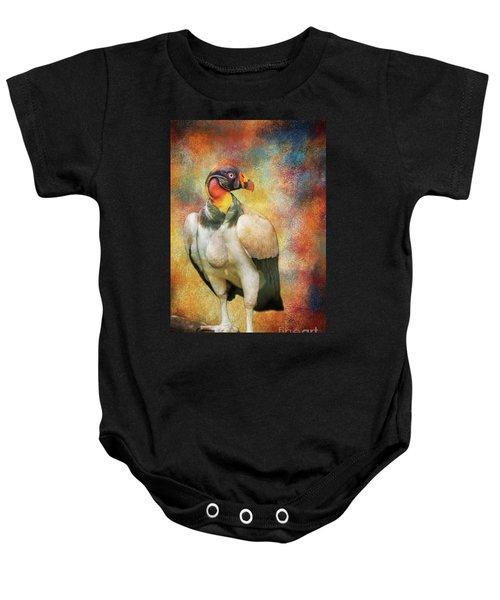 King Vulture Baby Onesie
