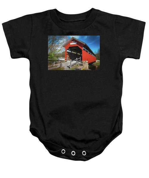Kings Bridge Baby Onesie