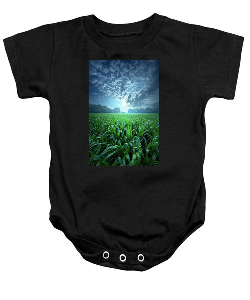 Knee High Baby Onesie