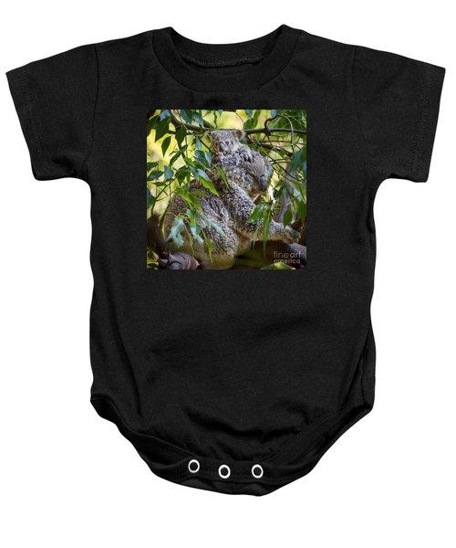 Koala Joey Baby Onesie by Jamie Pham