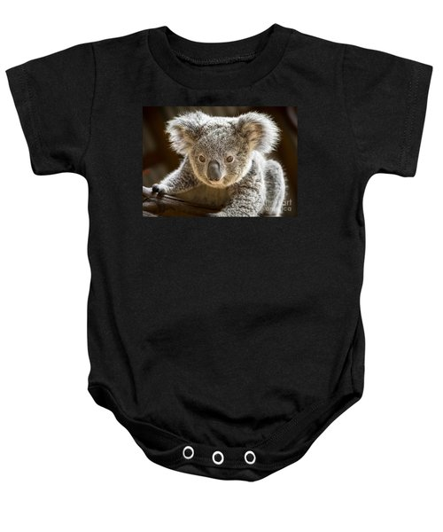 Koala Kid Baby Onesie by Jamie Pham