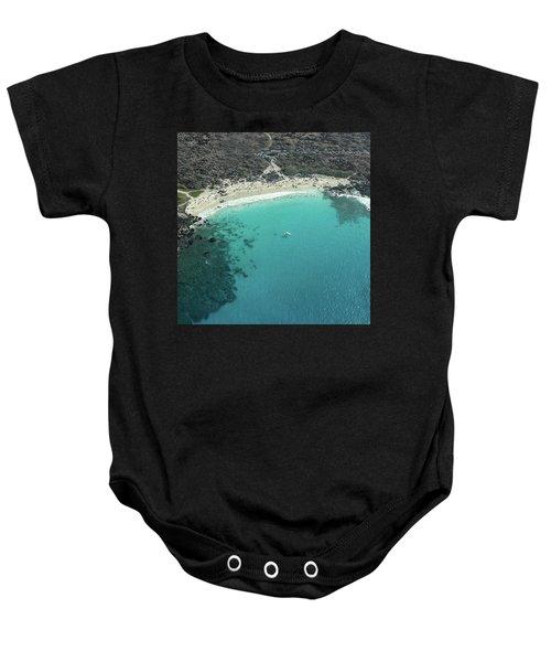 Kua Bay Aerial Baby Onesie