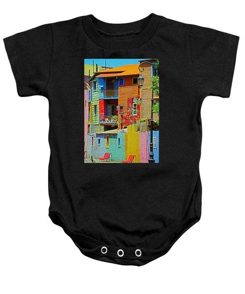 La Boca - Buenos Aires Baby Onesie