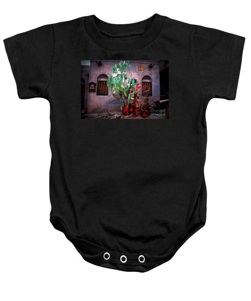 La Hacienda In Old Tuscon Az Baby Onesie