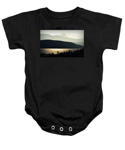 Lake Glimmer Baby Onesie