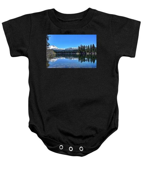 Lassen Volcanic National Park Baby Onesie