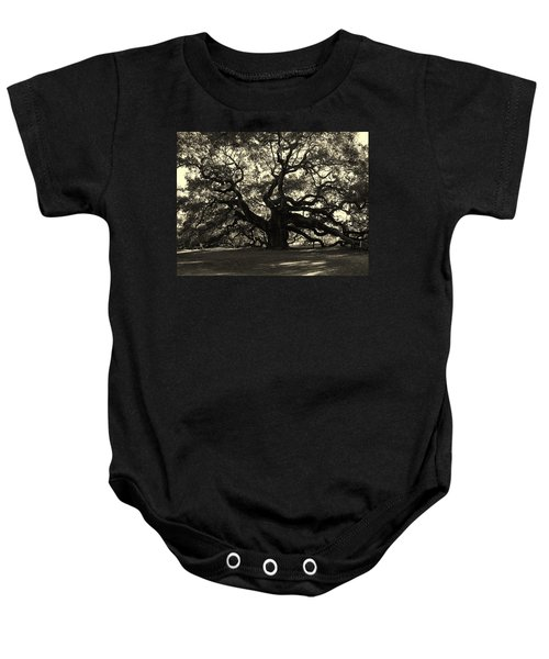 Last Angel Oak 72 Baby Onesie