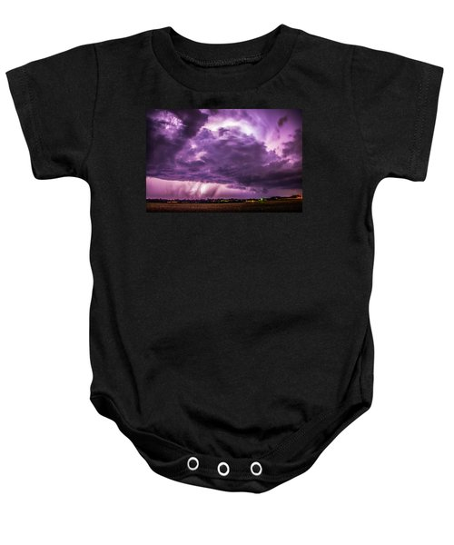 Last Chace Lightning For 2017 006 Baby Onesie