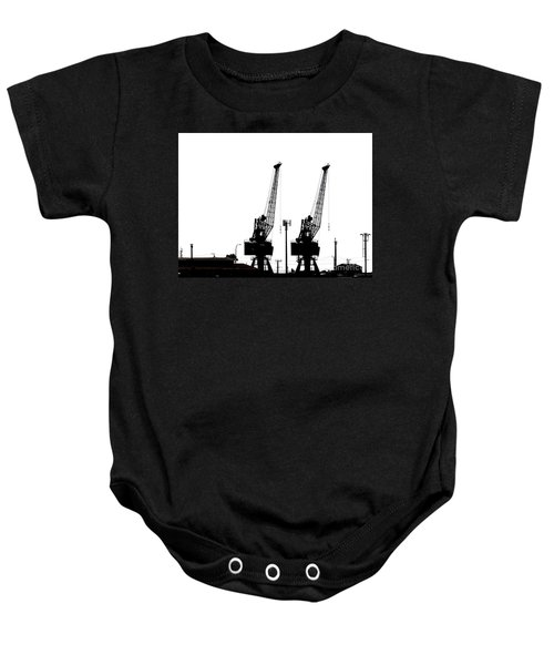 Baby Onesie featuring the photograph Last To The Ark by Stephen Mitchell