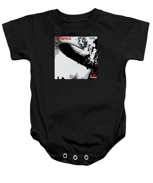 Led Zeppelin Baby Onesie