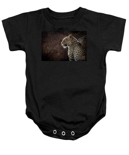 Leopard Baby Onesie