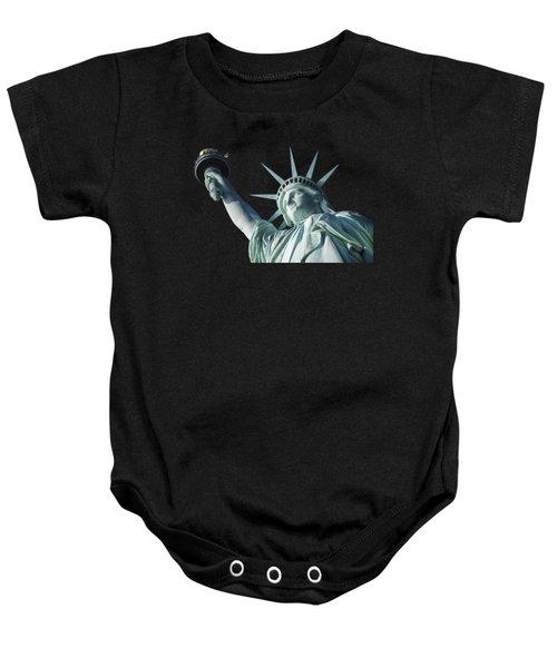 Liberty II Baby Onesie