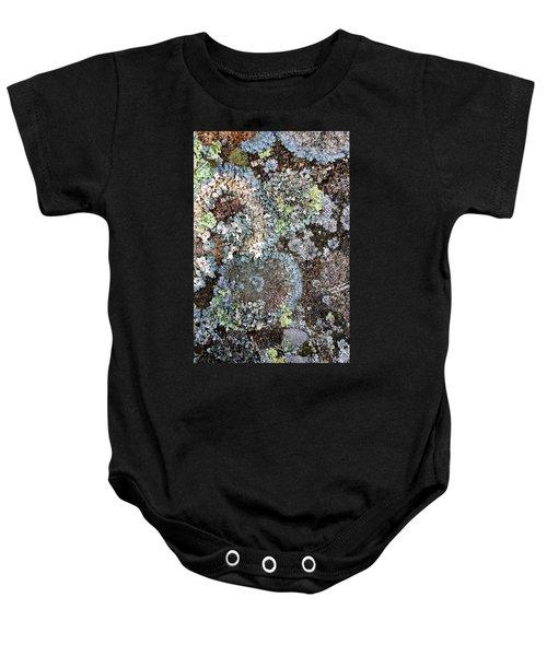 Lichens Baby Onesie