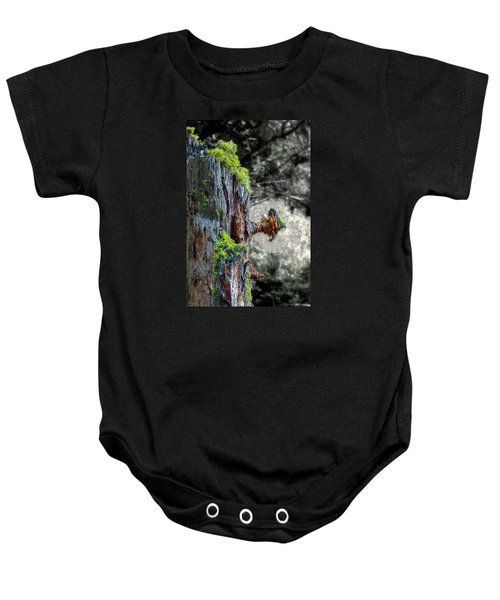 Life From Death Baby Onesie