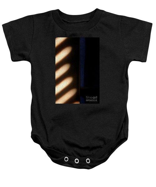 Light Rays Baby Onesie
