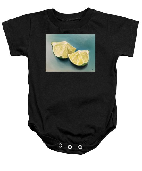 Limes Baby Onesie