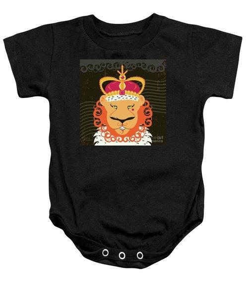 Lion King Baby Onesie