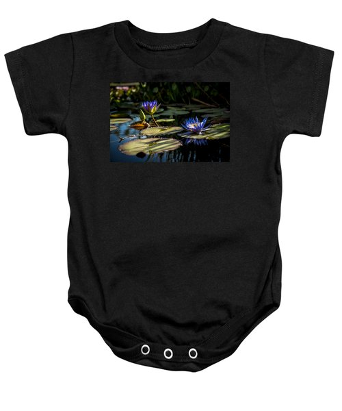 Lit From Within Baby Onesie