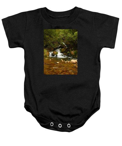 Little Big Creek Baby Onesie