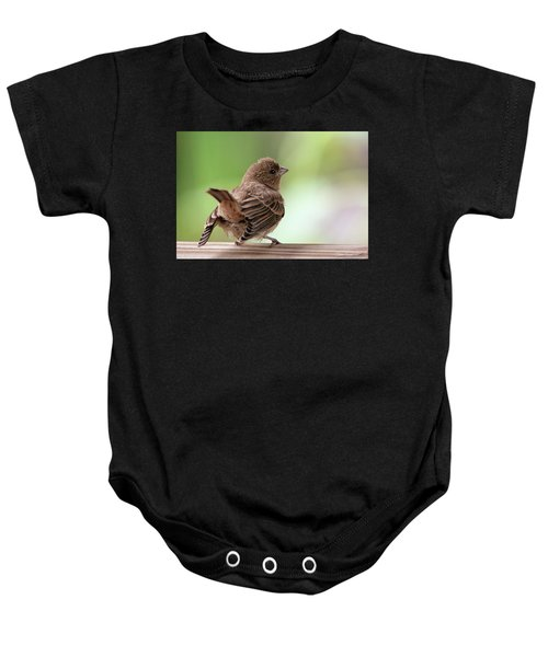 Little Bird Baby Onesie