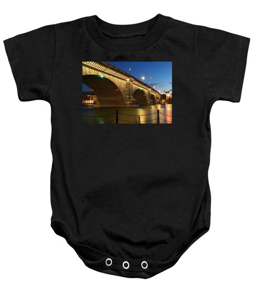 Twilight Reflections Baby Onesie