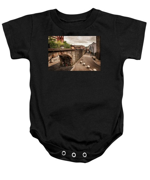 Londonderry Song Baby Onesie
