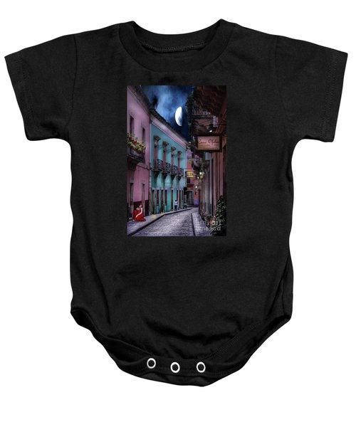 Lonely Street Baby Onesie