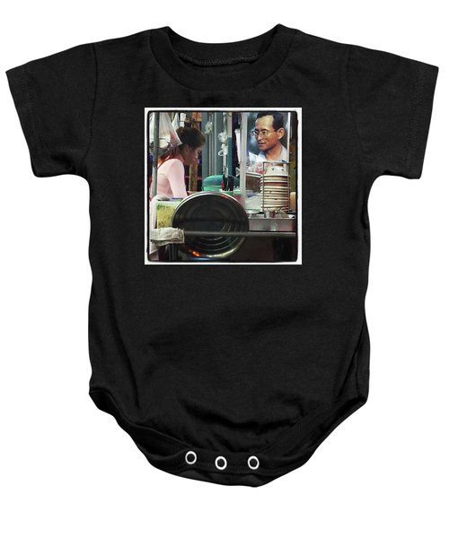 Baby Onesie featuring the photograph Long Live The King. Even After His by Mr Photojimsf