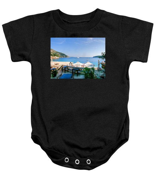 Looking To Dine Out Baby Onesie