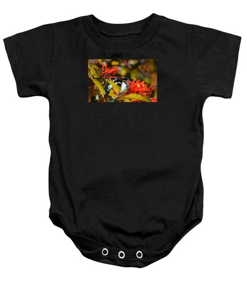 Lost In Color Baby Onesie