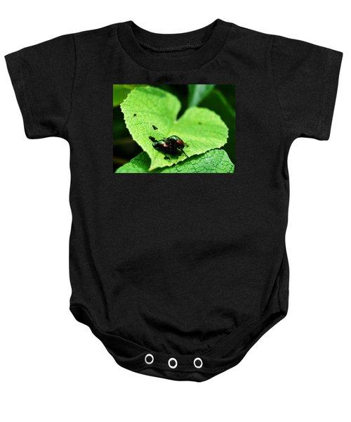 Love Bugs Baby Onesie
