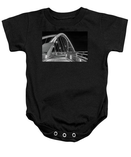 Lowry Avenue Bridge Baby Onesie