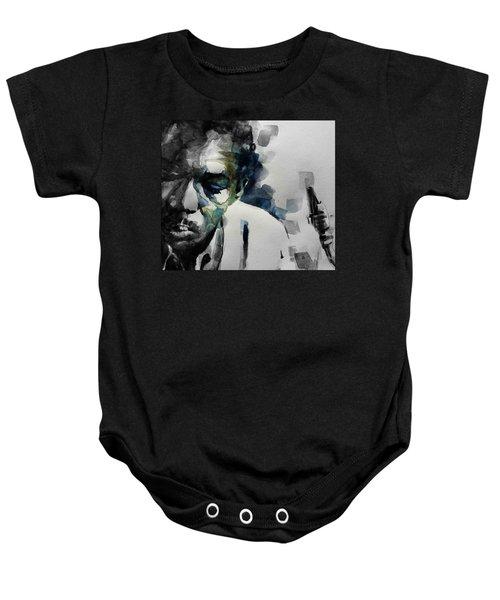 Lush Life  John Coltrane  Baby Onesie