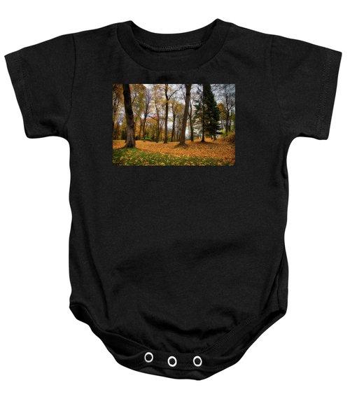 Lysaker Woods Baby Onesie