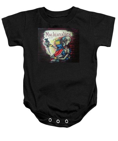 Machiavalien Baby Onesie