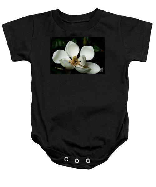 Magnolia Time Baby Onesie