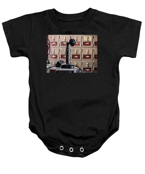 Mailbox 237 Baby Onesie