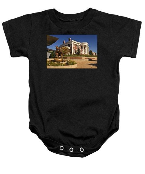 Mansion Hunter Museum Baby Onesie
