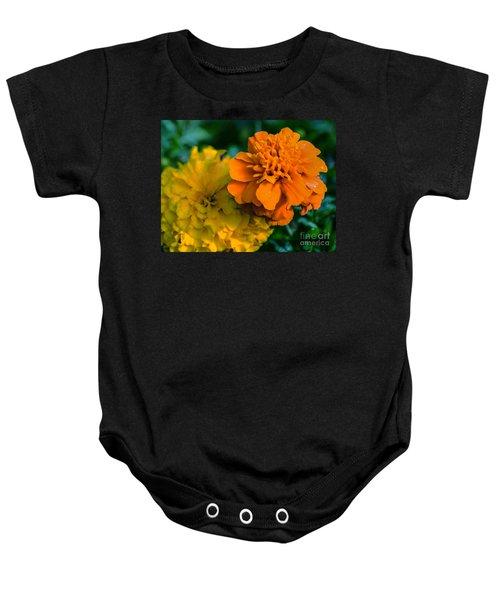 Marigold 1 Baby Onesie