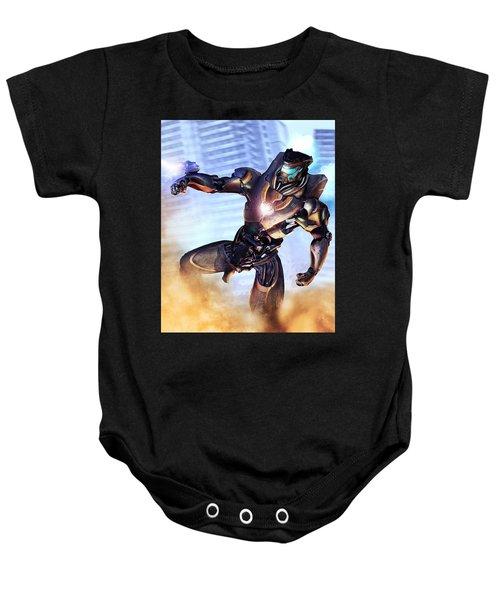 Mark IIi Titan Baby Onesie