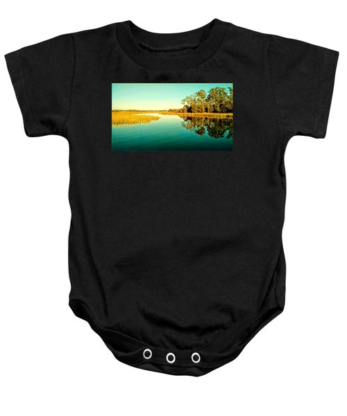 Marvelous Marsh Baby Onesie