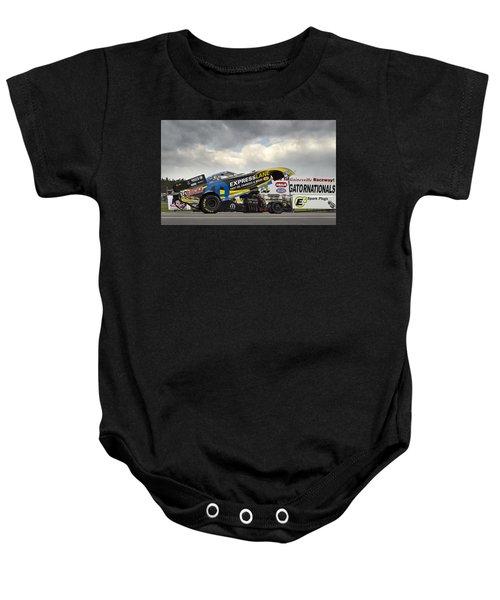Matt Hagan Top Fuel Baby Onesie